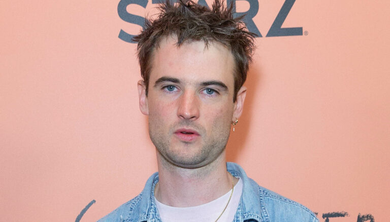 Tom Sturridge in 2019